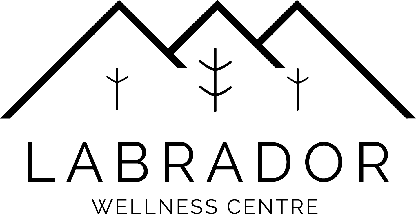 Wellness Centre Black Logo