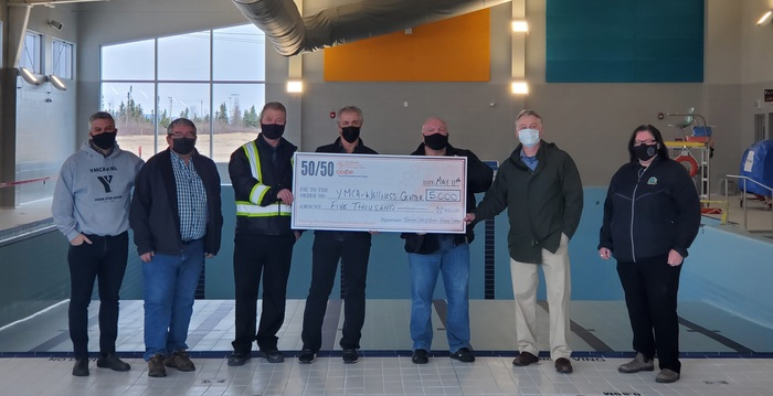 Kinsmen Goose-Happy Valley and Terrington COOP 50/50 Support Project